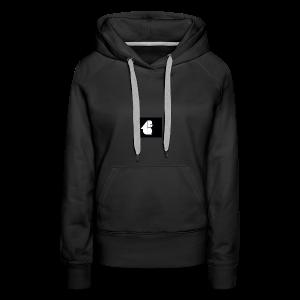 tbr hoodie black - Vrouwen Premium hoodie