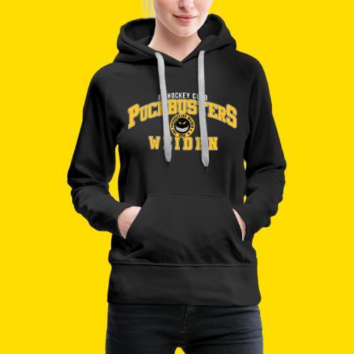 College Style Puckbusters - Frauen Premium Hoodie