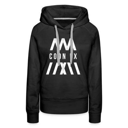 COON FX- WHITE - Frauen Premium Hoodie