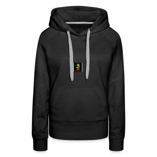 974 design - Sweat-shirt à capuche Premium pour femmes