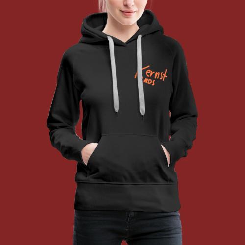 Kernst NDS Logo - Frauen Premium Hoodie