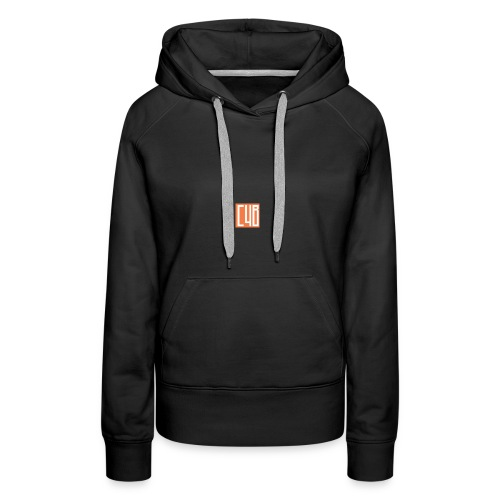 Connect4Business - Vrouwen Premium hoodie