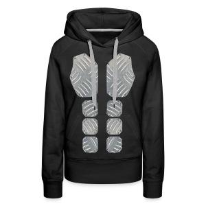 Metal Machine shirt - Vrouwen Premium hoodie