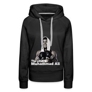 Muhammad_ali - Vrouwen Premium hoodie