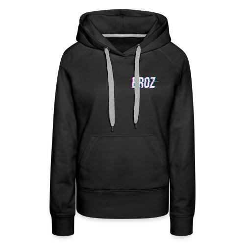 BR0Z DESIGN - Women's Premium Hoodie