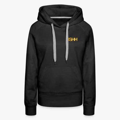 ISHH - Sweat-shirt à capuche Premium pour femmes
