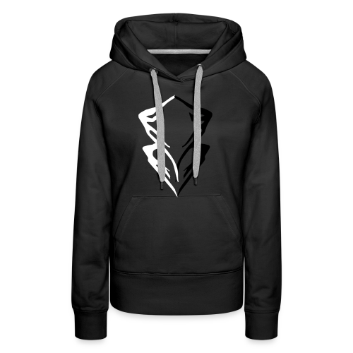 Summit Mountain Logo - Women's Premium Hoodie