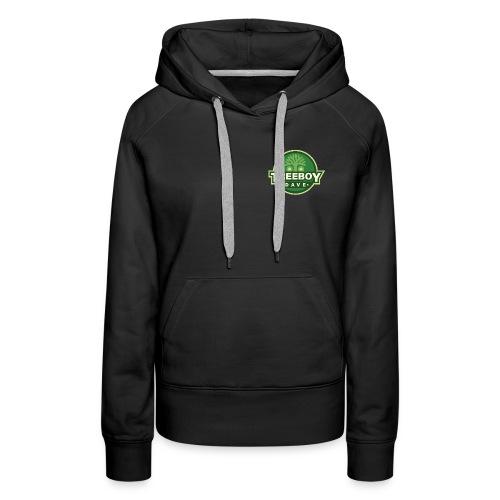 Treeboydave Logo - Women's Premium Hoodie