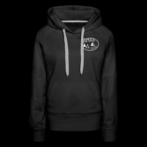 Stara Logo - Frauen Premium Hoodie