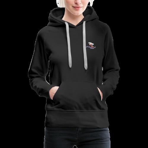 BCV73 Logo SHOP Kontur komplett - Frauen Premium Hoodie