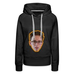 T-shirt met ginger hoofd op - Vrouwen Premium hoodie