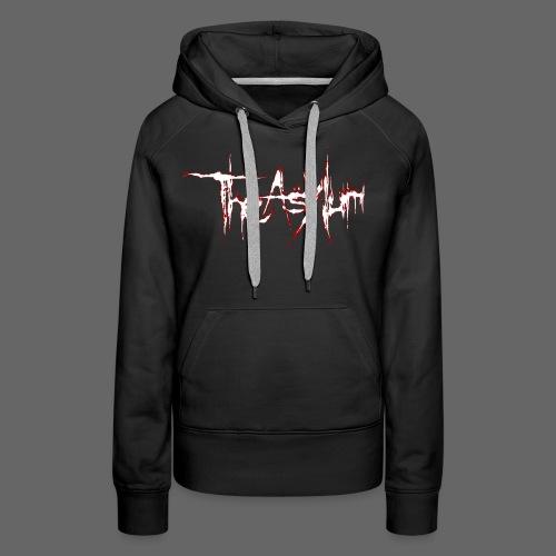 TheAsylum Logo - Frauen Premium Hoodie