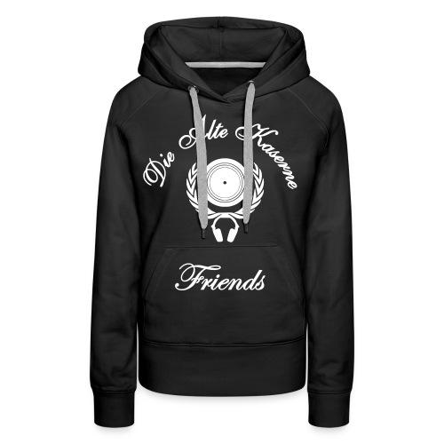 Kaserne for Friends - Frauen Premium Hoodie