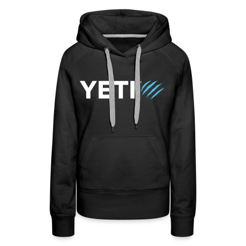YETI TM Logo - Frauen Premium Hoodie