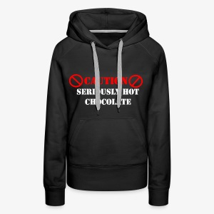 HOT CHOCOLATE - Women's Premium Hoodie