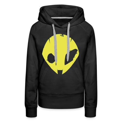 alien s1000rr - Frauen Premium Hoodie