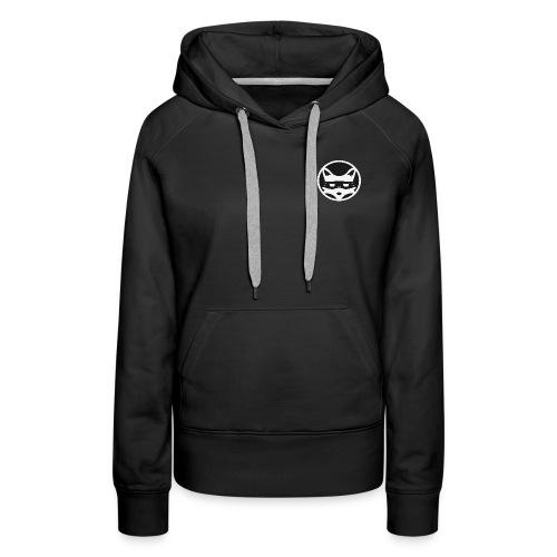 Swift Black and White Emblem - Vrouwen Premium hoodie