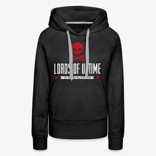 Lords of Uptime - Frauen Premium Hoodie
