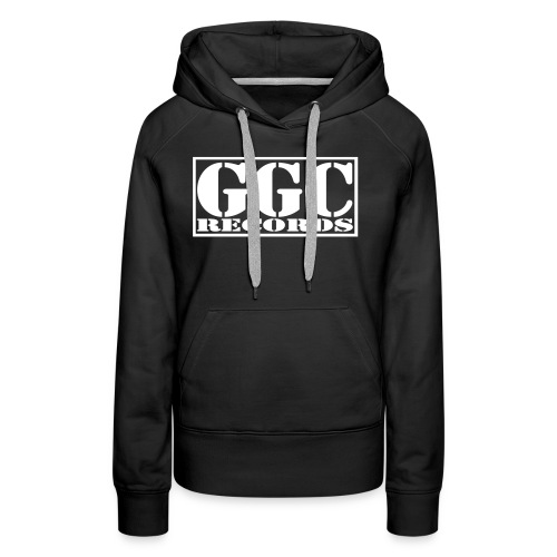 GGC-Records Label-Stempel - Frauen Premium Hoodie