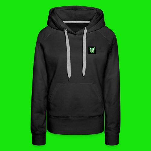 Limited eSport Logo (ohne Text) - Frauen Premium Hoodie