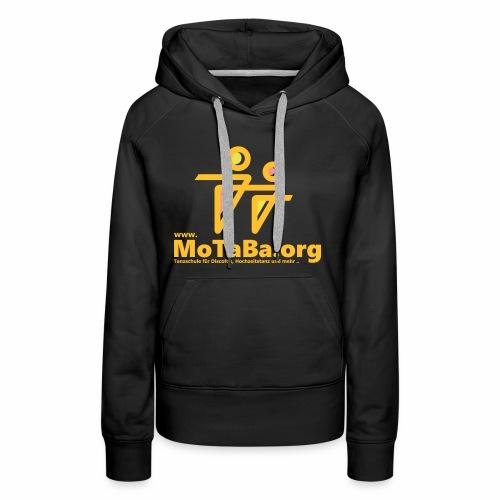 MoTaBa.org - Logo - Frauen Premium Hoodie