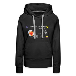 Turn off a fire - Women's Premium Hoodie