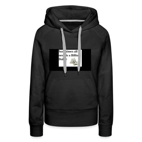 funny - Frauen Premium Hoodie