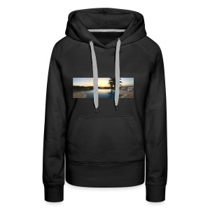 Sunset photo - Women's Premium Hoodie