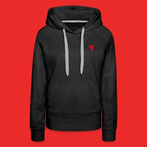 Adapt logo 2.0 - Vrouwen Premium hoodie