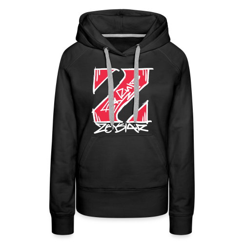 Limited Edition | Fck Rules / Zoysiar Kooperation - Frauen Premium Hoodie
