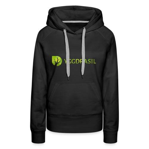 Yggdrasil Geocoder - Frauen Premium Hoodie