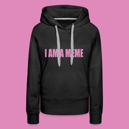 MEME - Women's Premium Hoodie