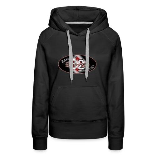 EigthyTwo BLACK - Frauen Premium Hoodie