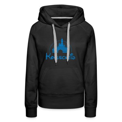 Kohlscheid Magic Kingdom - Frauen Premium Hoodie