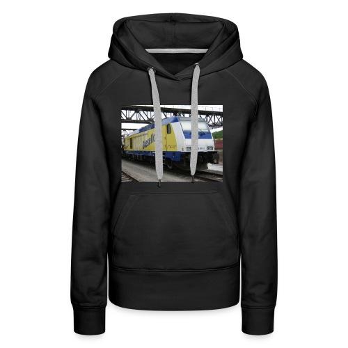 BR246 IM Metronom Design - Frauen Premium Hoodie