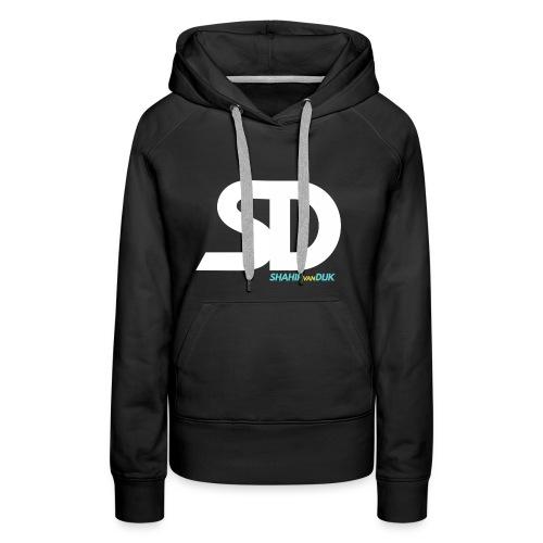 SD T-SHIRT NAVY - Vrouwen Premium hoodie