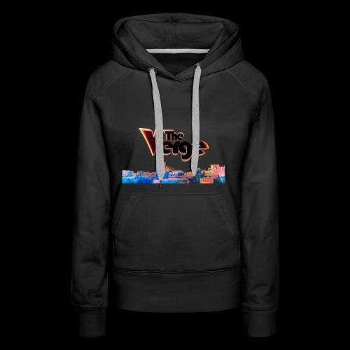 The Verge Gob. - Sweat-shirt à capuche Premium pour femmes