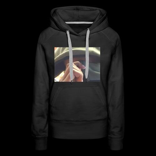 71D563FF 360D 411A BB8A DFACA9DF393D - Vrouwen Premium hoodie