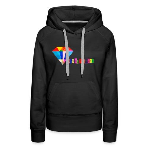 Sport shirt - Vrouwen Premium hoodie