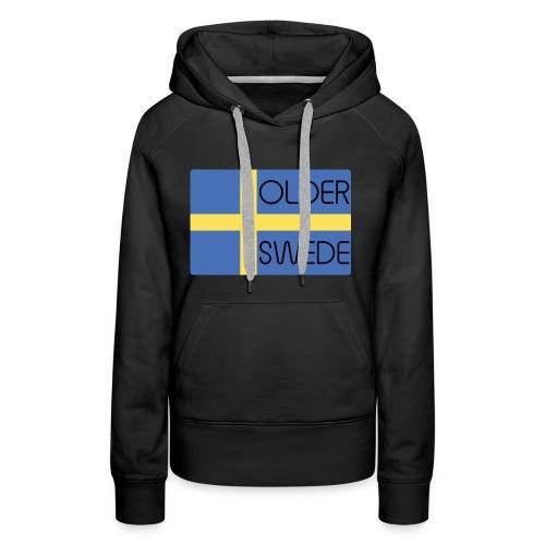 Older Swede - Frauen Premium Hoodie