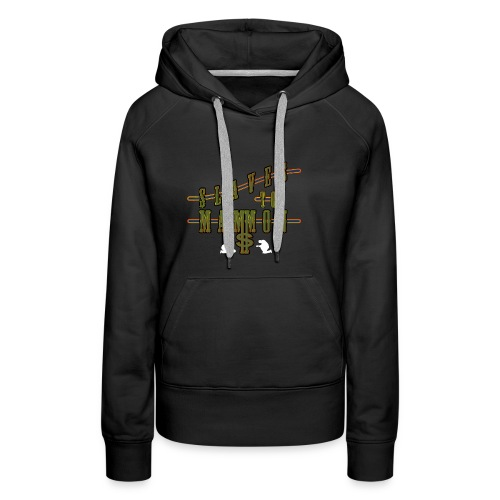 Slaves To Mammon - Women's Premium Hoodie