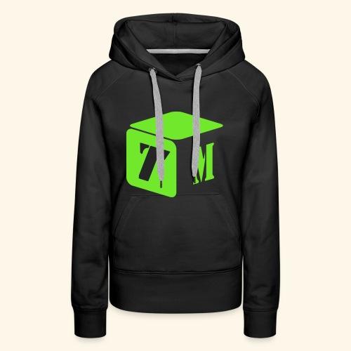 TM Logo - Frauen Premium Hoodie