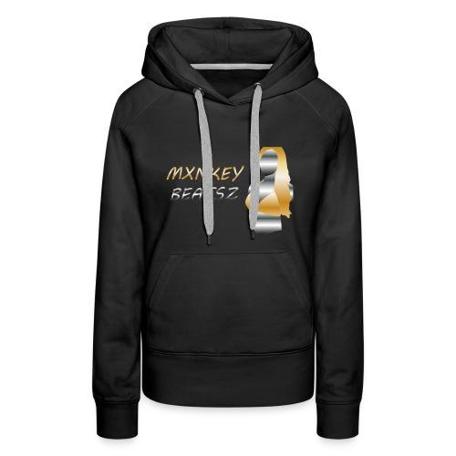 Mxnkey Beatsz Shirt - Vrouwen Premium hoodie