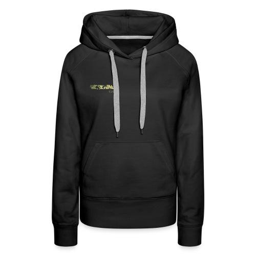 CamoJapanStile - Frauen Premium Hoodie