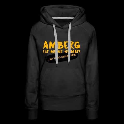 Amberg vong Gefühl - Frauen Premium Hoodie