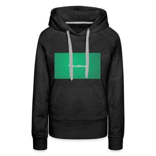 backgrounder - Frauen Premium Hoodie
