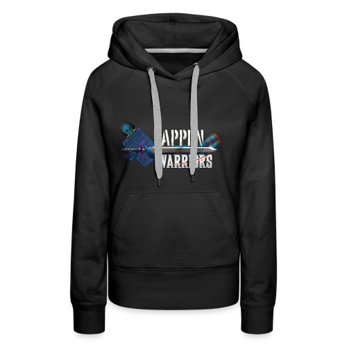 Lappen Warriors Banner (sexy boiiiiiiiiiiiiiis af) - Frauen Premium Hoodie