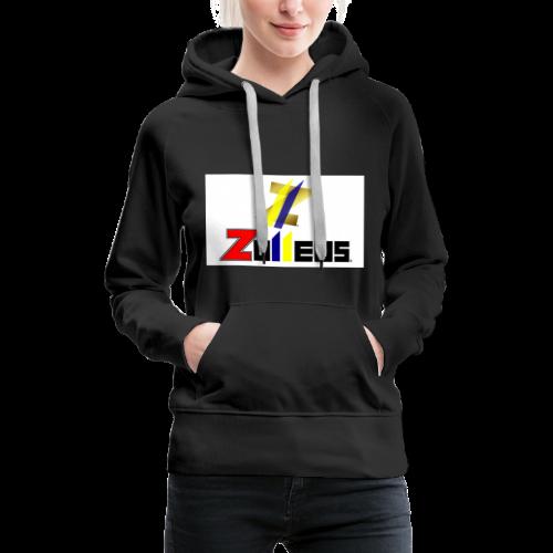 Zulleus Gold LOGO - Frauen Premium Hoodie