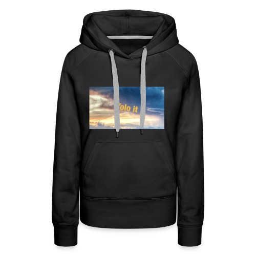 Sub to my YouTube channel - Women's Premium Hoodie