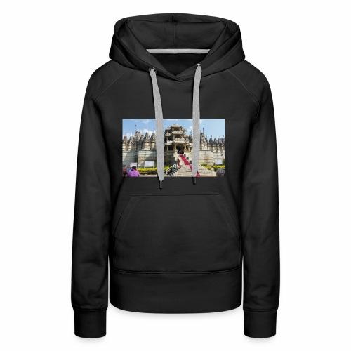 IMG 1487 - Sweat-shirt à capuche Premium pour femmes
